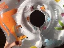 Круг для плавания малыша от 3 кг до 18 кг