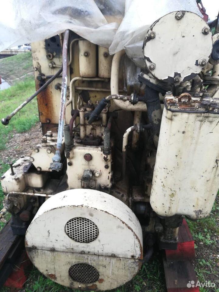 Двигатель судовой дизельный