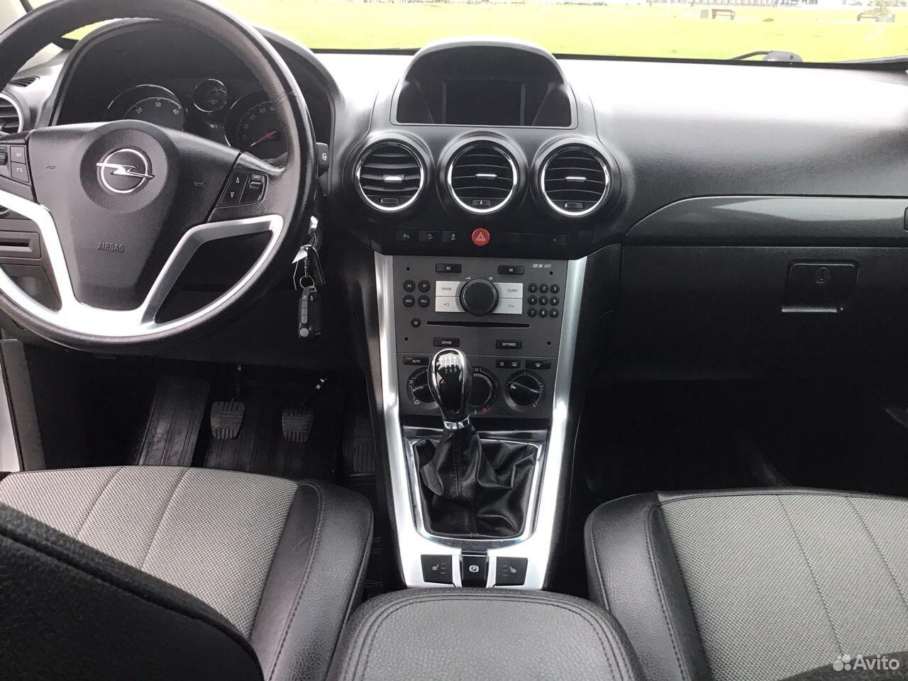 Opel Antara, 2012  89097984001 купить 10