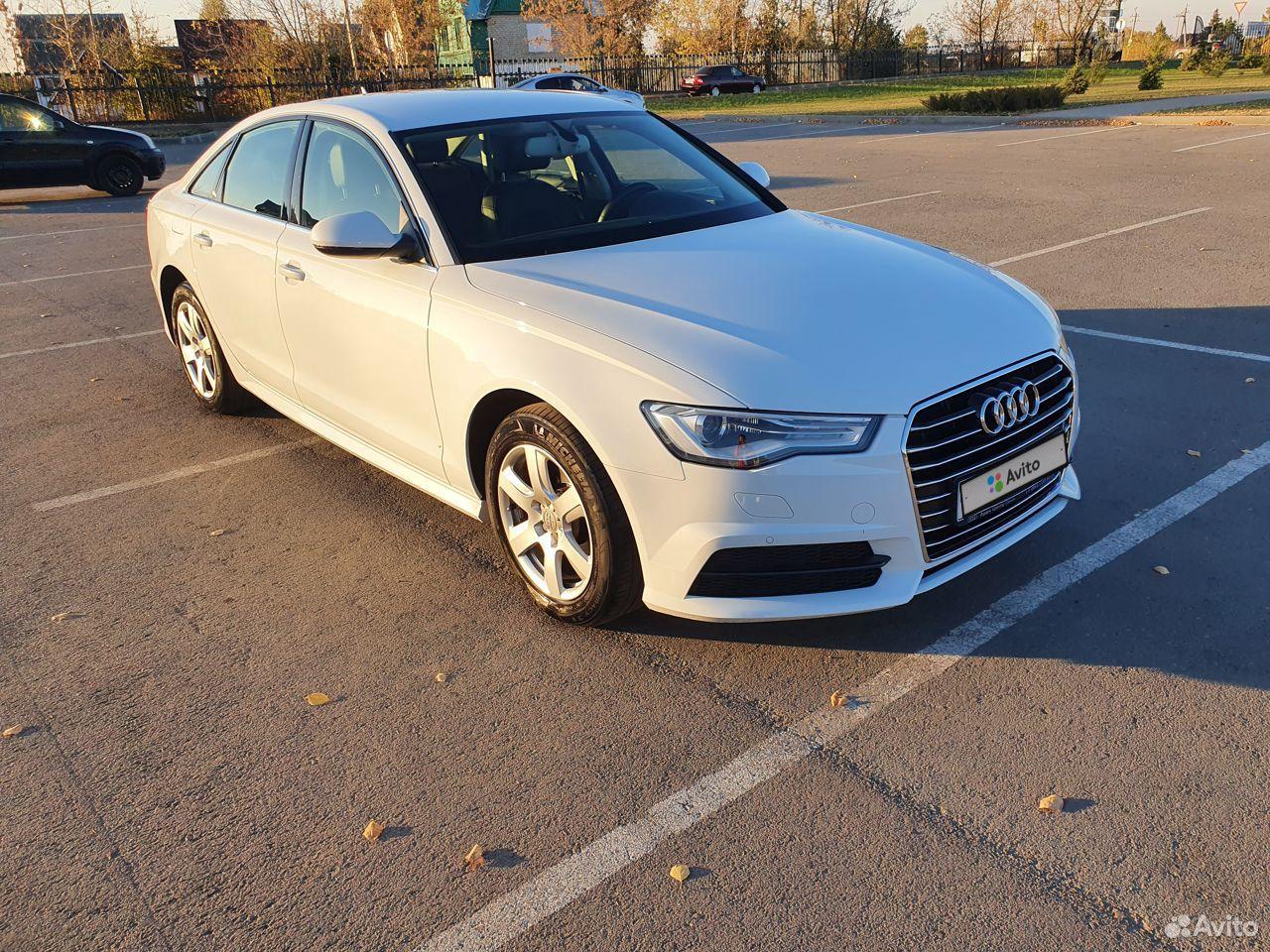 Audi A6, 2018  89588677578 купить 1