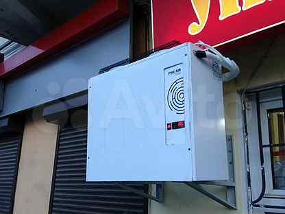 Сплит-система для холодильной камеры
