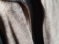 Кожаная куртка мужска 50 размер