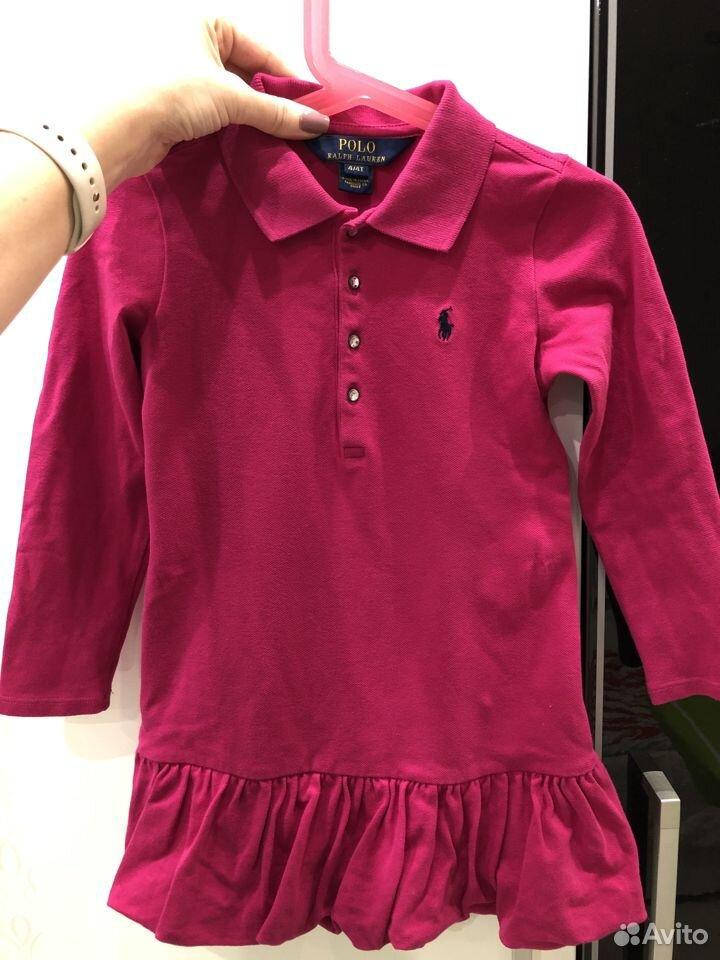 Платье Ralph Lauren оригинал  89119927412 купить 2