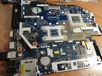 Материнская плата + процессор LA-7912P, rev. 2.0