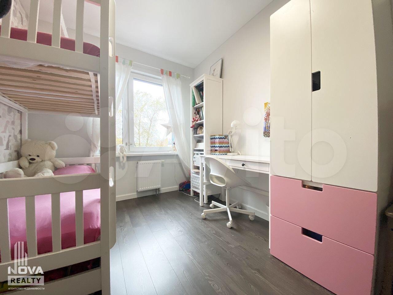 3-к квартира, 72 м², 4/12 эт.  89814010721 купить 9