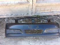 Передний бампер инфинити G35 2007 г