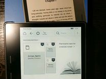 Kindle oasis 2 8 gb с чехлом