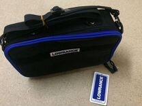 """Продам сумку """"Lowrance"""" для эхолота с дисплеем 9"""
