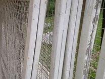 Забор Секции. 18 метров.7 шт