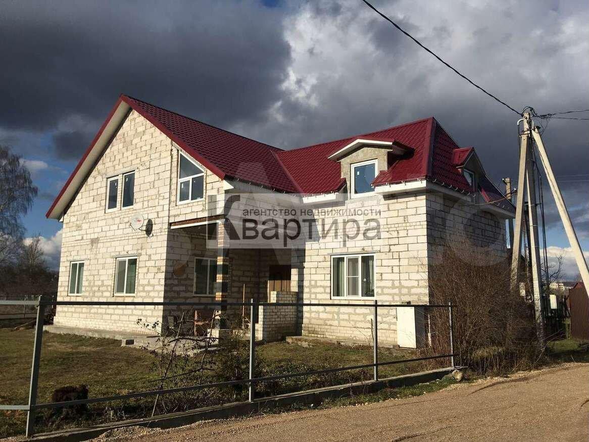 Дом 218 м² на участке 7 сот.  89203330361 купить 1