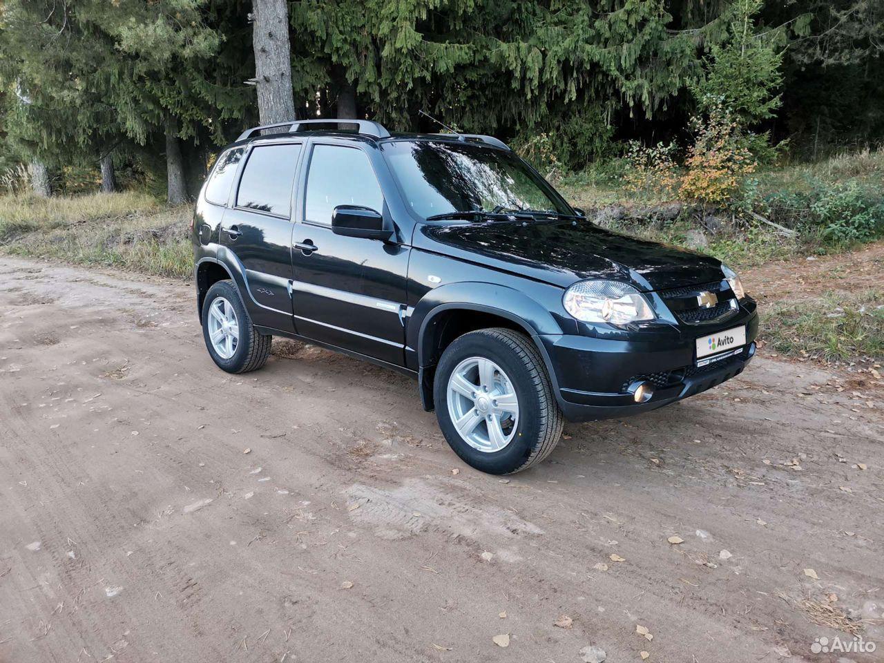 Chevrolet Niva, 2014  89090551288 купить 6