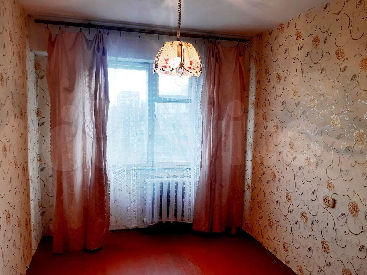 3-к квартира, 50 м², 4/5 эт.  89602101074 купить 6