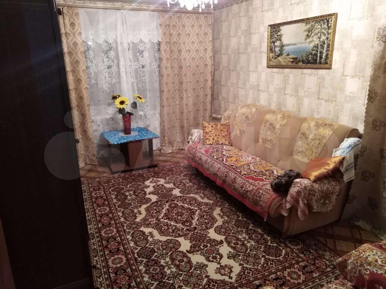 2-к квартира, 56 м², 4/4 эт.  89051383619 купить 4