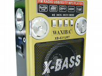 Радиоприемник waxiba XB-631URT (USB)