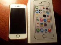 Apple 5s gold 16 Gb