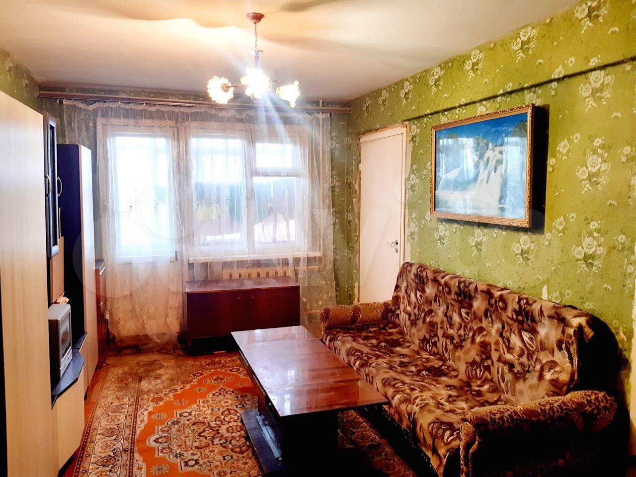 3-к квартира, 50 м², 4/5 эт.  89602101074 купить 4