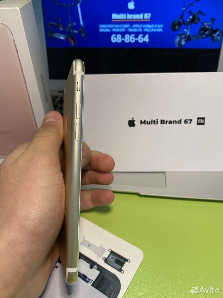 iPhone 7 128 Gb Rose Gold бу