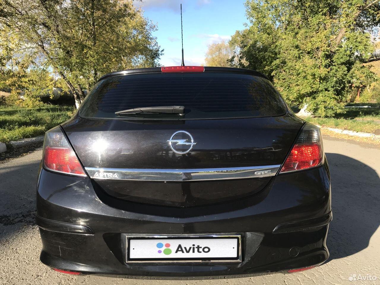 Opel Astra GTC, 2008  89129774188 купить 6