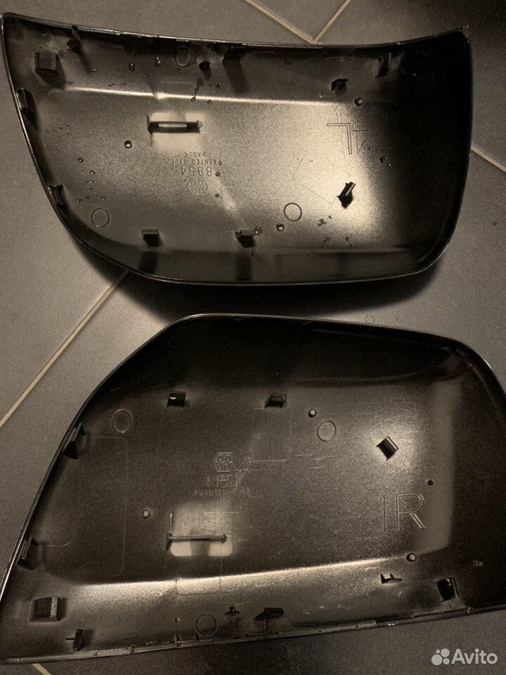 Накладки на зеркала Toyota Land Cruiser 200  89133893948 купить 3