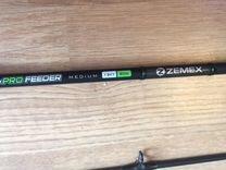 Zemex Hi pro feeder 12ft 80gr