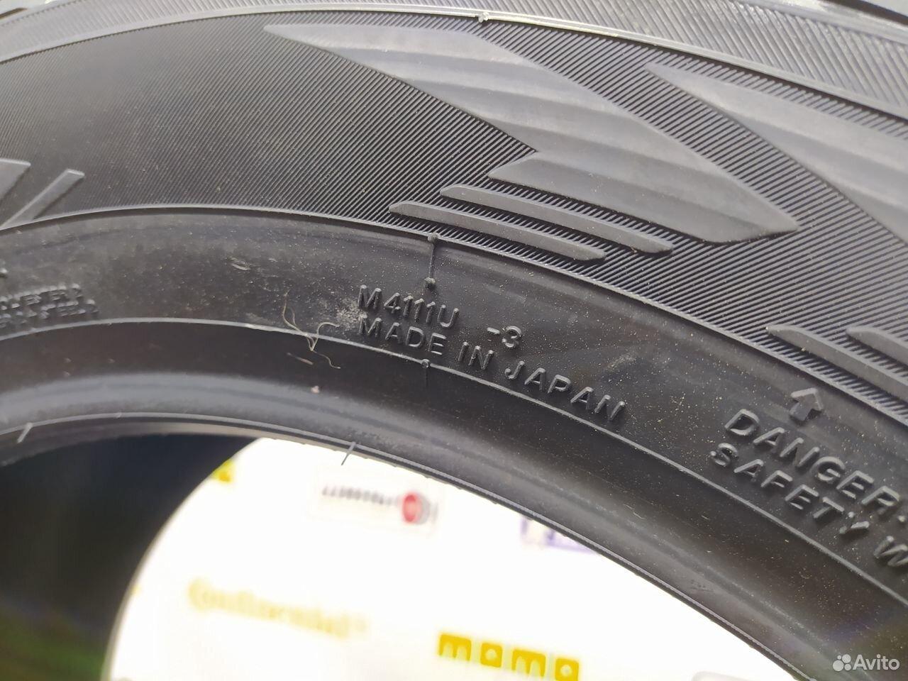 Зимние шины 235/55R18 100Q Yokohama Ice Guard G075  89941077322 купить 7