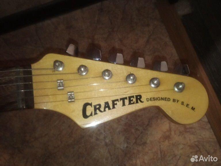 Электрогитара Crafter