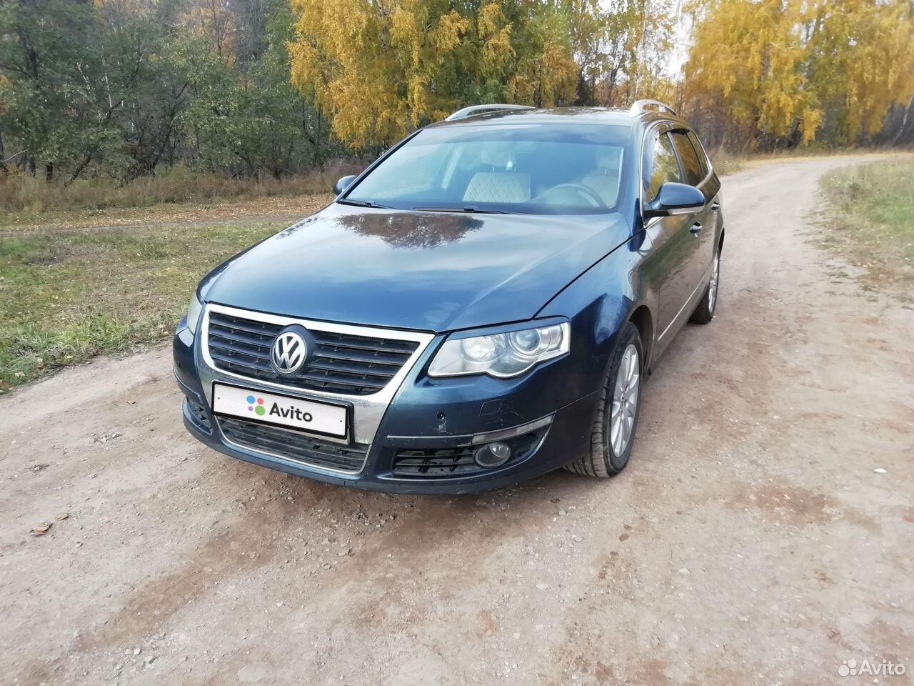 Volkswagen Passat, 2007  89659204541 купить 2