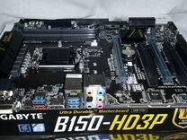 Материнская плата gigabyte GA-B150-HD3P — Товары для компьютера в Санкт-Петербурге