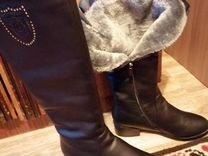Женские зимние сапоги — Одежда, обувь, аксессуары в Перми