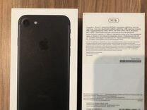 iPhone 7 32 gb black