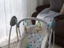 Детская электрокачель Babycare riva