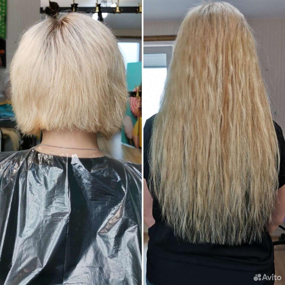 Наращивание волос  89519834737 купить 1