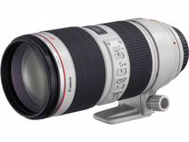 Canon 70-200 f/2.8 II IS USM