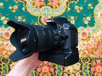 Объектив Nikon 16-85 3.5-5.6 DX