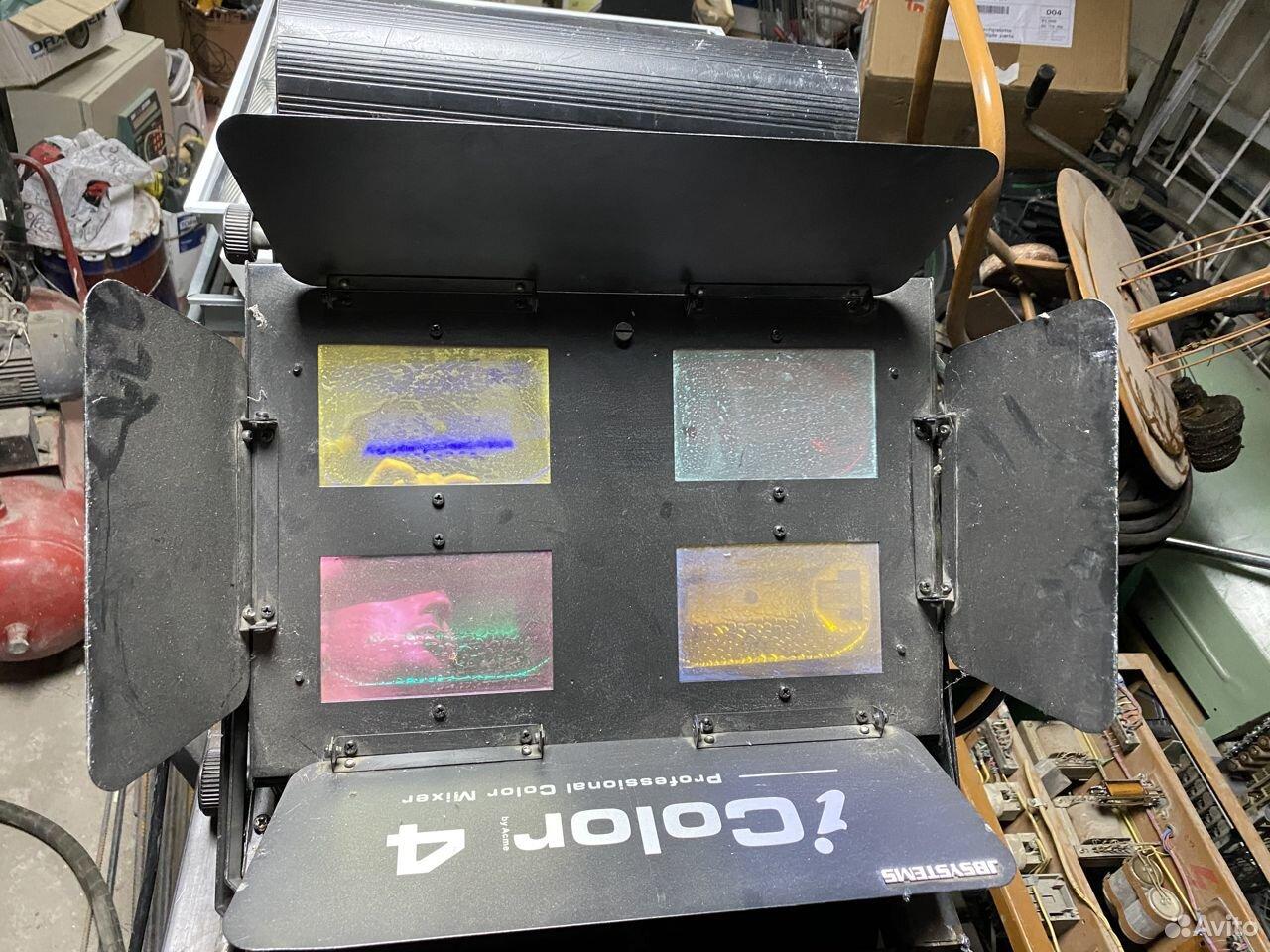 Прибор заливного света Acme IColor4 JBSystems  89184464505 купить 4