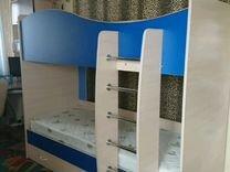 Кровать 2х ярусная детская