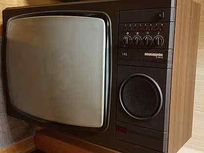 телевизор электрон ламповый фото задняя панель реальности данила багров