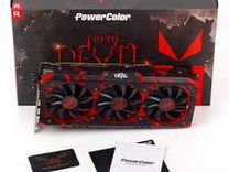 AMD Radeon RX Vega 56 Powercolir Red Devil