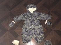 Демисезонный Детский комбинезон, 74 размер