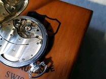 Часы ancre, немецкие, середина хх века, на ходу об