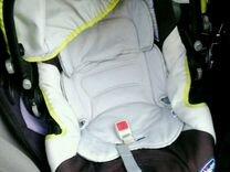 Автомобильное детское кресло 0+