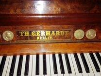 Пианино TH.gerhardt