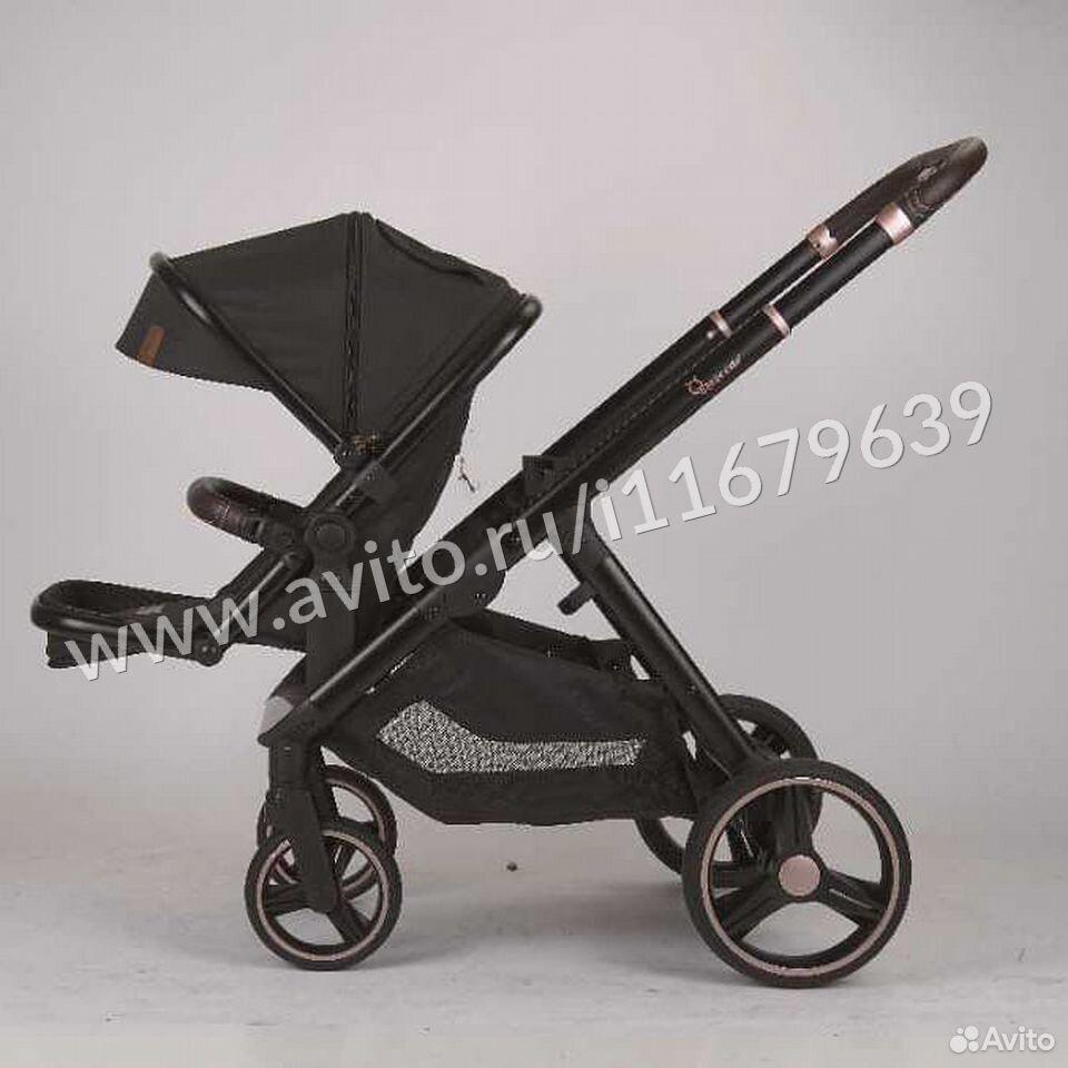 Babytime: Коляска 2в1 Luxmom  89379596995 купить 5