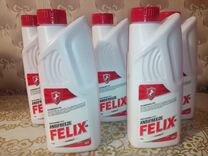 Продам Antifreeze Felix Carbox G12+ RED — Запчасти и аксессуары в Красноярске