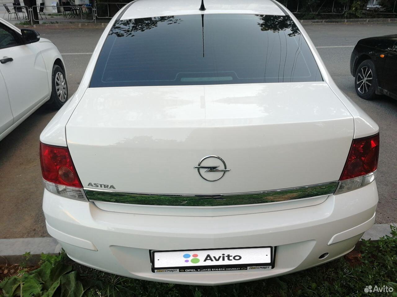 Opel Astra, 2013  89058745807 купить 3