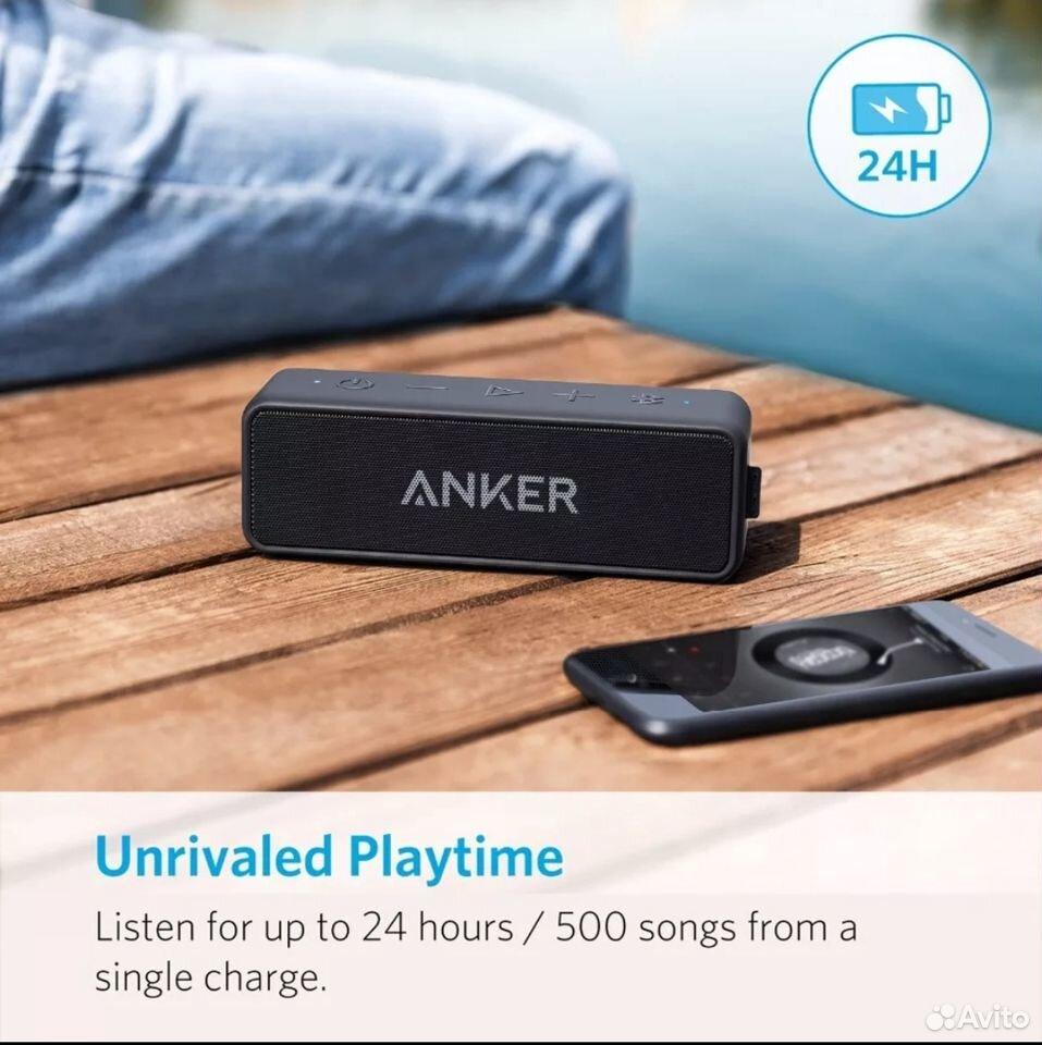Bluetooth-колонка Anker SoundCore 2  89195637175 купить 4
