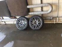 Состояние новых колес