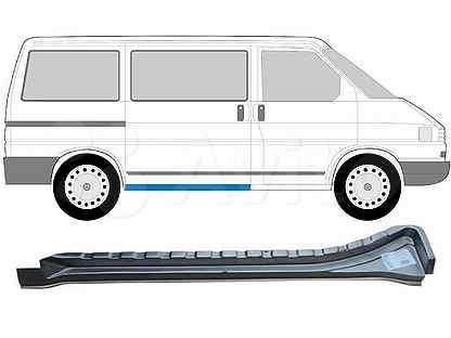 Двери выдвижные на транспортер т4 установка подогревателя двигателя на транспортер т4