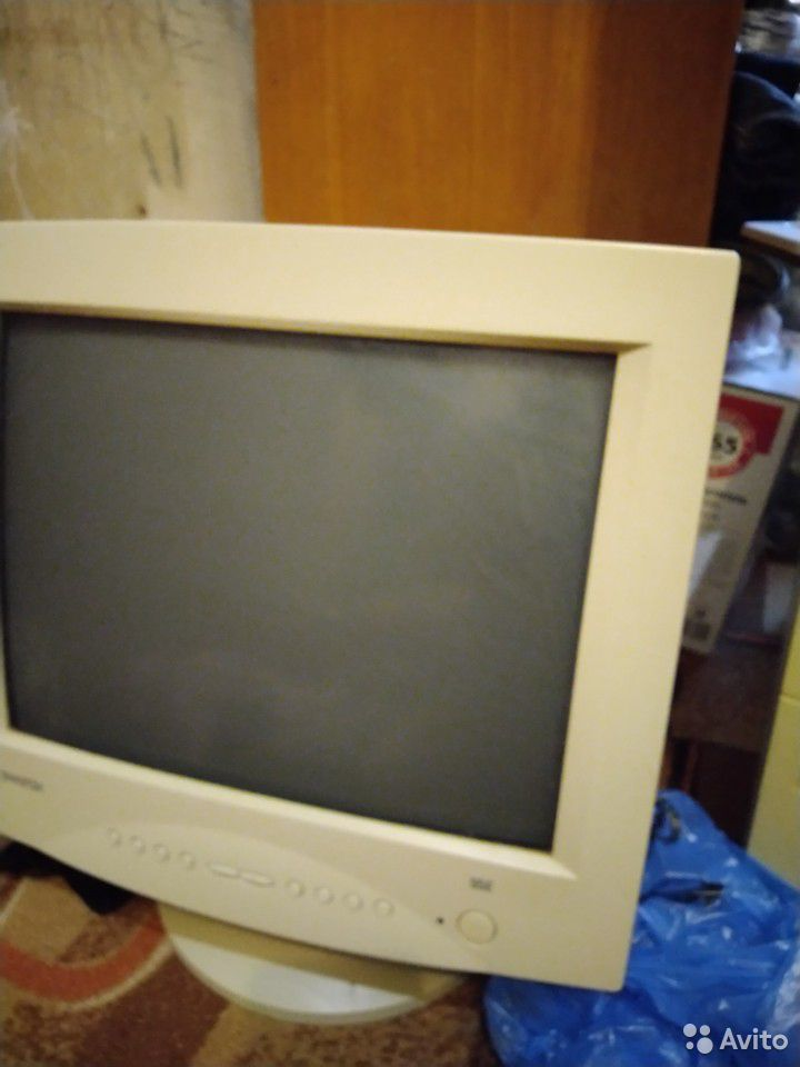 Монитор старинный  89053859783 купить 1