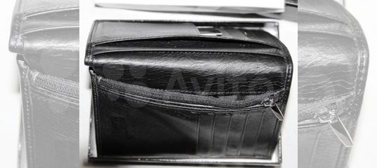 5584811b72a8 Мужское портмоне Montblanc кожа документы-деньги купить в Москве на Avito —  Объявления на сайте Авито